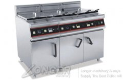 Commerical Deep Frying Machin